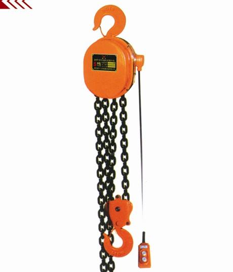 DHY型系列电动环链提升机
